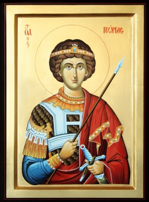 St. George Church Icon