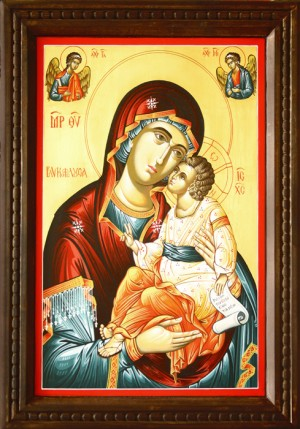 Holy Mother of God Church Icon